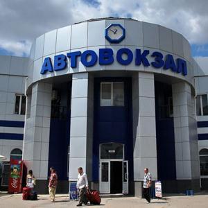 Автовокзалы Чайковского