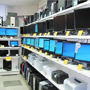 Компьютерные магазины Чайковского