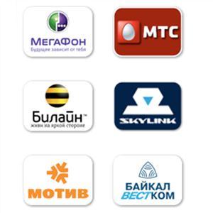 Операторы сотовой связи Чайковского