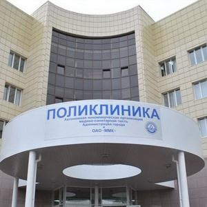 Поликлиники Чайковского