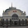 Железнодорожные вокзалы в Чайковском