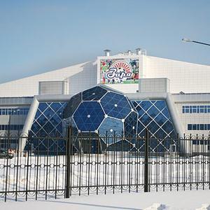 Спортивные комплексы Чайковского