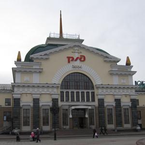 Железнодорожные вокзалы Чайковского